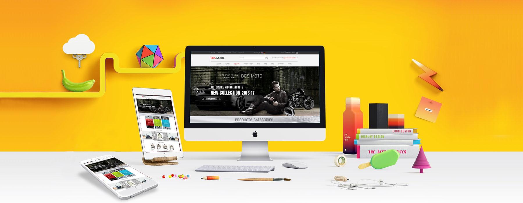 Website Design & Development in coimbatore