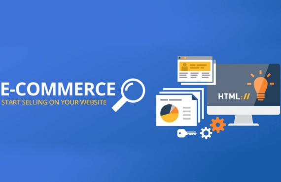 Ecommerce website design services Coimbatore