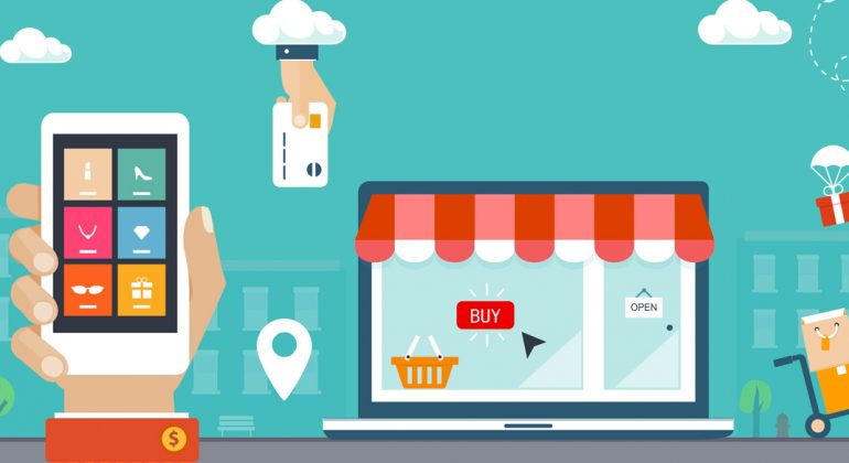 Ecommerce website design services Coimbatore
