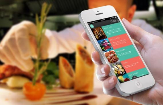Best Online Food Ordering App in Coimbatore